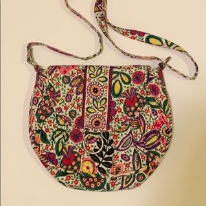 Vera Bradly Viva La Vera cross body purse!